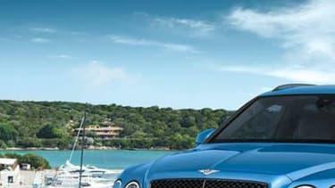 Startech est le premier préparateur à donner sa vision du premier SUV de Bentley, le Bentayga.