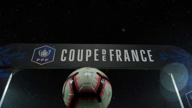 Le Paris SG, tenant du titre, se déplacera à Montpellier en demi-finale de la Coupe de France, et Monaco à Rumilly-Vallières (D4)
