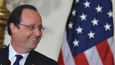 François Hollande a multiplié les bons mots lors de sa visite de trois jours aux Etats-Unis.