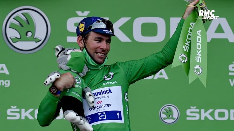 Tour de France (E10) : Triplé de Cavendish au sprint à Valence (tous les classements après l'étape)
