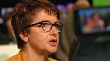 Christiane Lambert, présidente de la FNSEA