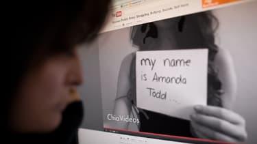 Harcelée, Amanda Todd avait posté une vidéo sur Youtube décrivant les mauvais traitements qu'elle avait subi.