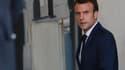 Emmanuel Macron n'entend pas céder face à la contestation sociale.