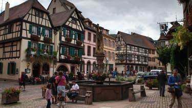 Le village de Kaysersberg s'attend à plus de touristes