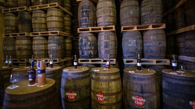 Pernod Ricard attend de commercialiser Havana Club aux Etats-Unis.