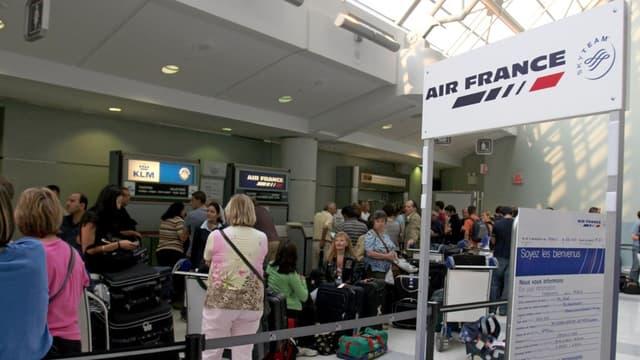 La grève a coûté 330 millions d'euros à Air France KLM.