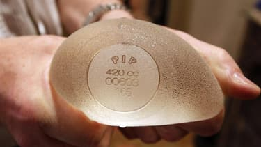 Yves Haddad, l'avocat de la société française Poly Implants Prothèses (PIP), au centre d'un scandale mondial de prothèses mammaires défectueuses, dément catégoriquement que les implants contenaient un additif pour les carburants, comme l'a affirmé RTL. /P