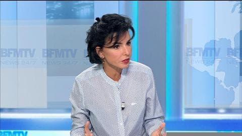 """Rachida Dati: """"Manuel Valls est complice des passeurs criminels"""""""