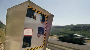 21% des infractions constatées par des radars concernent des plaques étrangères