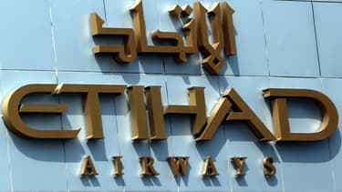 Etihad Airways a profité de l'augmentation du nombre de passagers.