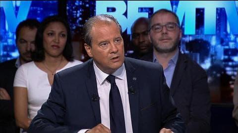 """Cambadelis: """"Macron a beaucoup talent mais n'incarne pas une ligne politique contradictoire"""""""