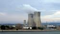 La centrale nucléaire de Tricastin, dans la vallée du Rhône. La France fixera des conditions plus sévères pour l'explortation de centrales après la catastrophe au Japon et n'hésitera pas à fermer un site qui ne répondrait pas à tous les critères de sécuri