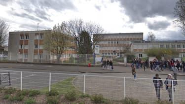 Le collège Les Tuileries de Saint-Germain-les-Corbeil