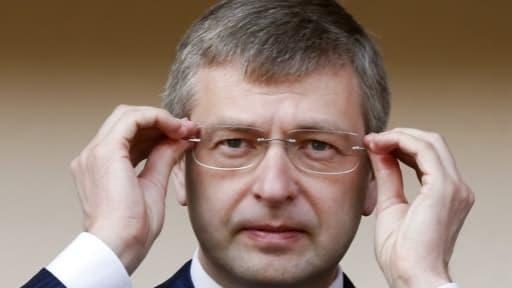 Dmitry Rybolovlev, le propriétaire de l'AS Monaco.