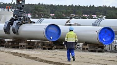 Le gazoduc Nord Stream 2