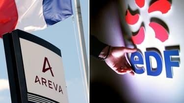 EDF et Areva se rapprochent.