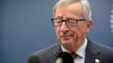 """Jean-Claude Juncker prévient que ces fonds """"ne viendront pas renflouer les caisses de l'Etat grec""""."""