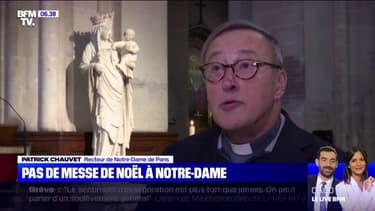 Pas de messe de Noël à Notre-Dame, une première depuis 1803