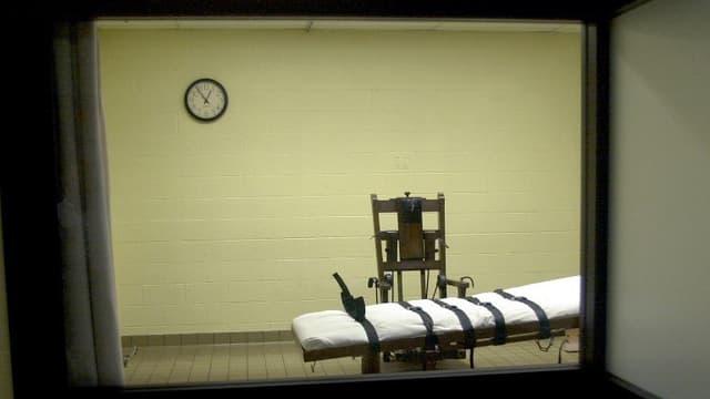 La peine de mort est en régression aux Etats-Unis.