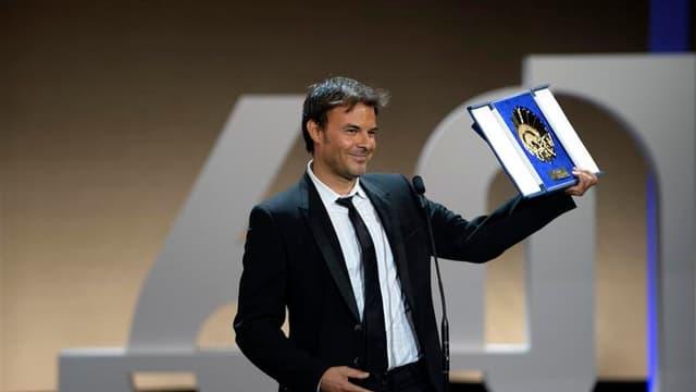 """Le film """"Dans la Maison"""" du réalisateur français François Ozon a remporté samedi soir le Coquillage d'or du meilleur film du festival de San Sebastian. /Photo prise le 29 septembre 2012/REUTERS/Vincent West"""