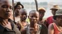 La milice des femmes anti-balaka de l'île des Singes.