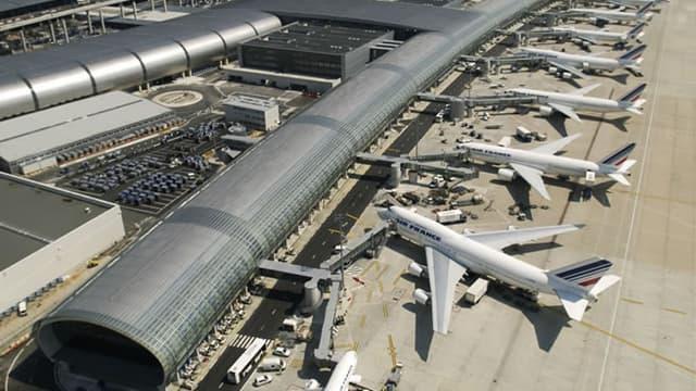 Les aéroports parisiens ne brillent pas par leur ponctualité