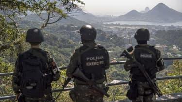 Image d'illustration de la police brésilienne