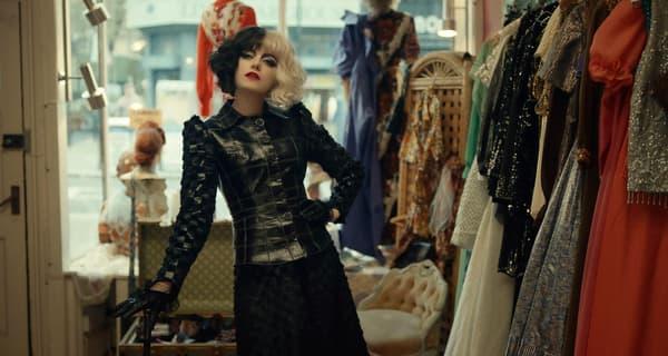 """Emma Stone dans """"Cruella"""""""