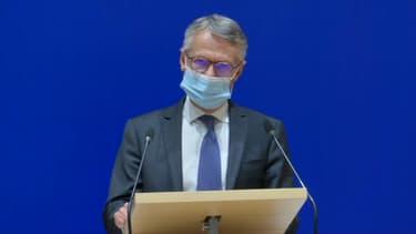 Jean-François Ricard, procureur de la République antiterroriste.