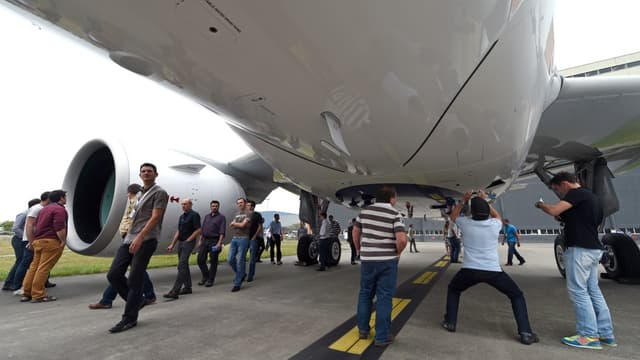 L'A320neo a réalisé son 1er vol ce 25 septembre.