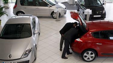 Au 1er trimestre, Peugeot, Citroën et Renault  ont vu leur production de véhicules tomber à 350 000 exemplaires.
