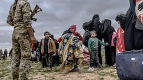 Ces familles réclament le retour d'enfants français détenus dans des camps en Syrie