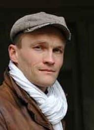 Portrait Sylvain Tesson