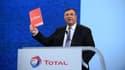 Le PDG de Total, Patrick Pouyanné