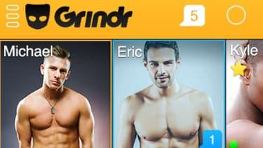 Grindr enregistre deux millions de visites par jour