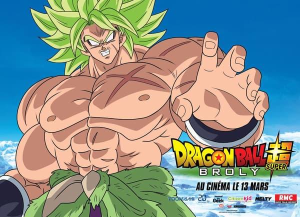 Affiche de Dragon Ball Super: Broly