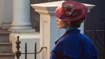 """Emily Blunt incarnera la célèbre nounou dans cette suite de """"Mary Poppins"""""""