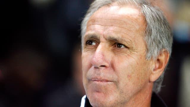 René Girard, l'entraîneur de Montpellier