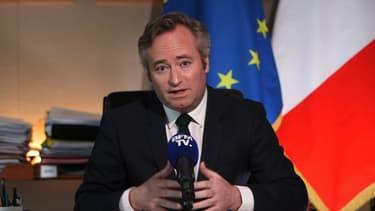 Jean-Baptiste Lemoyne, secrétaire d'Etat.