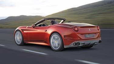 """Trop calme cette California T ? Le pack """"Handling Speciale"""" devrait redonner de la vigueur et du coffre à votre Ferrari."""