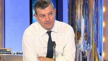 Chaque matin, Nicolas Doze débat face à Jean-Marc Daniel dans Good Morning Business.