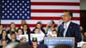 """Pratiquement assuré d'obtenir l'investiture républicaine après son succès dans les cinq primaires contestées dans la nuit de mardi à mercredi, Mitt Romney a lancé officiellement sa campagne en vue de l'élection présidentielle du 6 novembre en promettant """""""