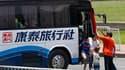 Un policier limogé qui réclame d'être réintégré dans ses fonctions a pris en otage une vingtaine de touristes, en grande majorité originaires de Hong Kong, à bord d'un autocar dans le centre de Manille, la capitale des Philippines. Huit personnes ont été