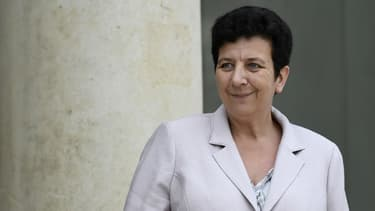 La ministre de l'Enseignement supérieur, de la recherche et de l'innovation Frédérique Vidal
