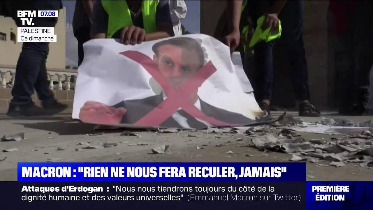 Drame de Conflans-Sainte-Honorine: Emmanuel Macron répond au président turc Recep Tayyip Erdogan