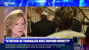 """Je refuse de travailler avec Dupond-Moretti"" - 11/07"
