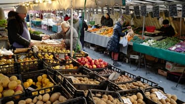Les prix des fruits ont baissé en 2019 mais ceux des légumes ont continué d'augmenter, selon le baromètre annuel publié lundi par l'association Familles rurales,