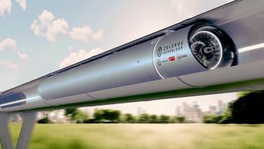 L'hyperloop Zeleros