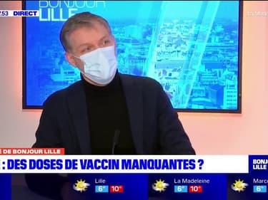 """Vaccination: Stéphane Baly (EELV) estime qu'il n'est pas """"sain de nourrir la polémique"""""""