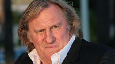 Gérard Depardieu n'épagne pas François Hollande dans une interview à paraître vendredi dans le magazine Casemate